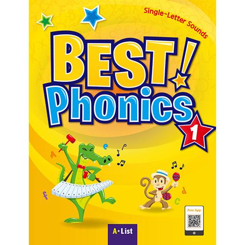 S Best Phonics 1 Student Book (CD 포함)