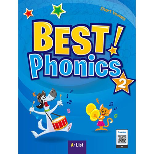S Best Phonics 2 Student Book (CD 포함)