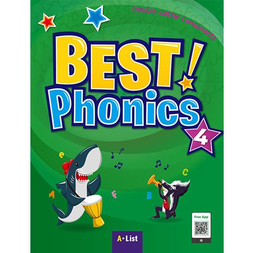 S Best Phonics 4 Student Book (CD 포함)