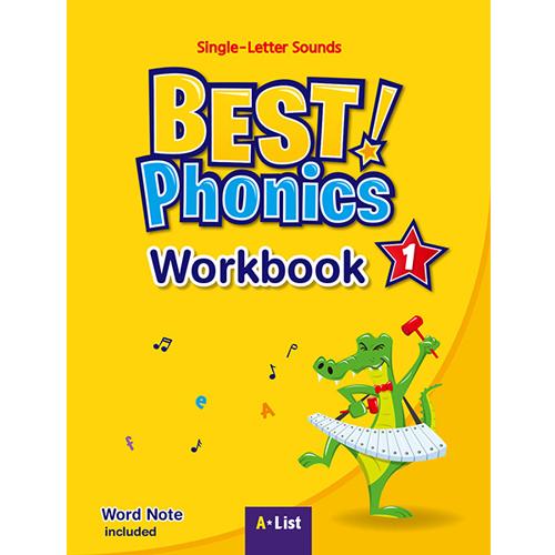 S Best Phonics 1 WorkBook