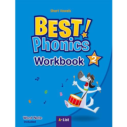 S Best Phonics 2 WorkBook