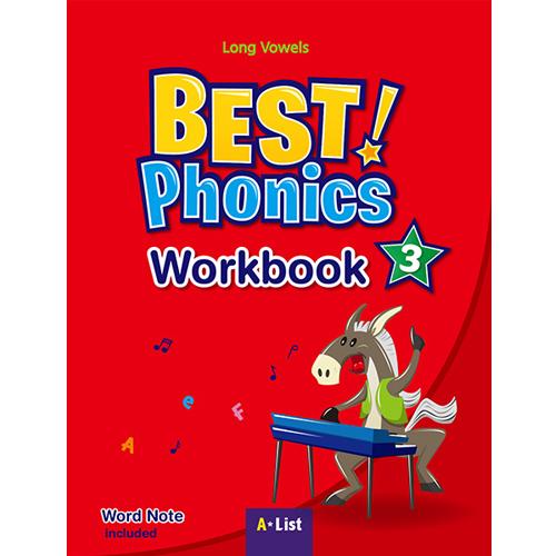 S Best Phonics 3 WorkBook