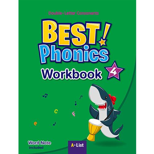S Best Phonics 4 WorkBook