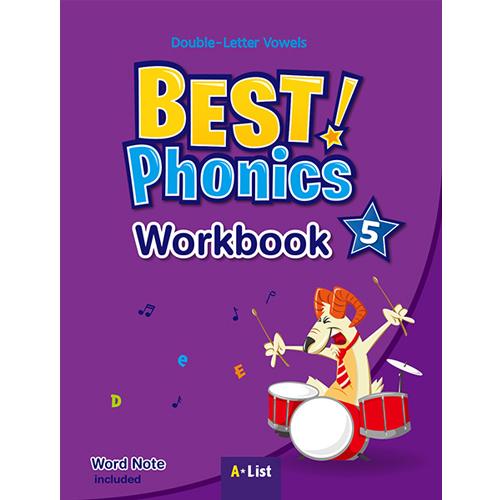 S Best Phonics 5 WorkBook