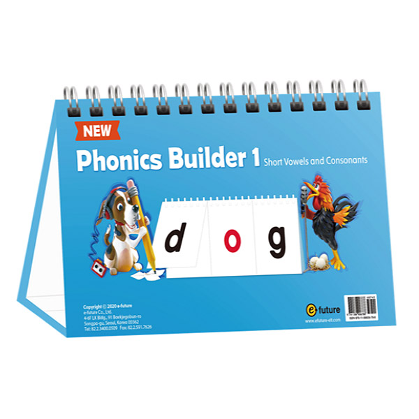 S New Phonics Builder 1