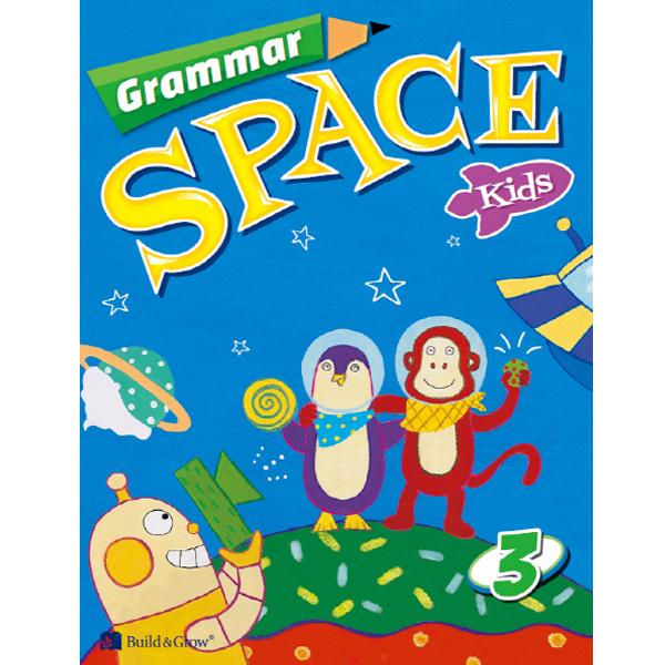 S Grammar Space Kids 3