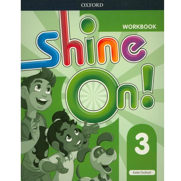 S Shine On 3 Workbook