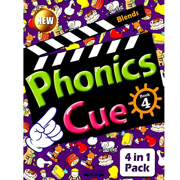 S NEW Phonics Cue 3 Long Vowels (CD 포함)