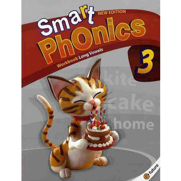 S Smart Phonics 3 Workbook (New Edition)