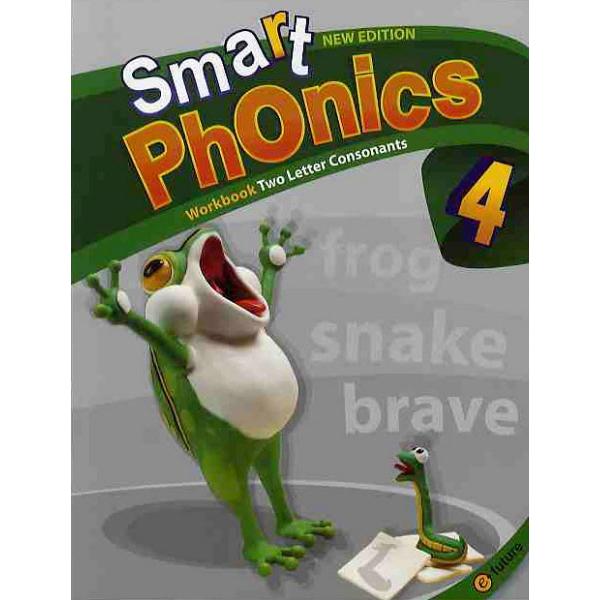 S Smart Phonics 4 Workbook (New Edition)