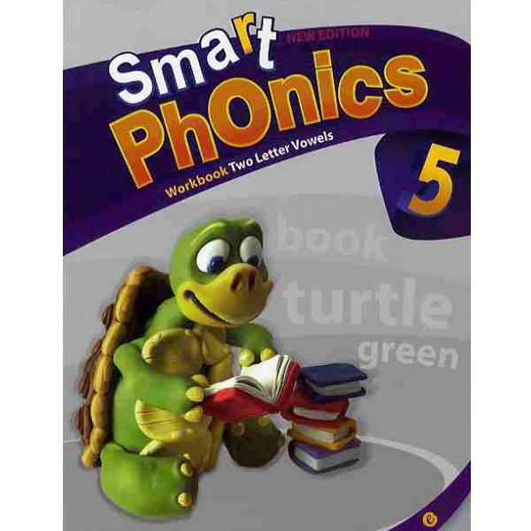 S Smart Phonics 5 Workbook (New Edition)