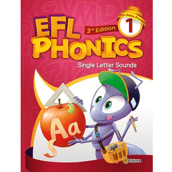 S EFL Phonics 1 Student Book (CD 포함)