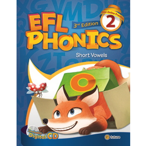 S EFL Phonics 2 Student Book (CD 포함)