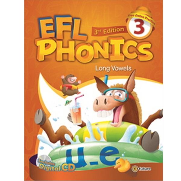 S EFL Phonics 3 Student Book (CD 포함)