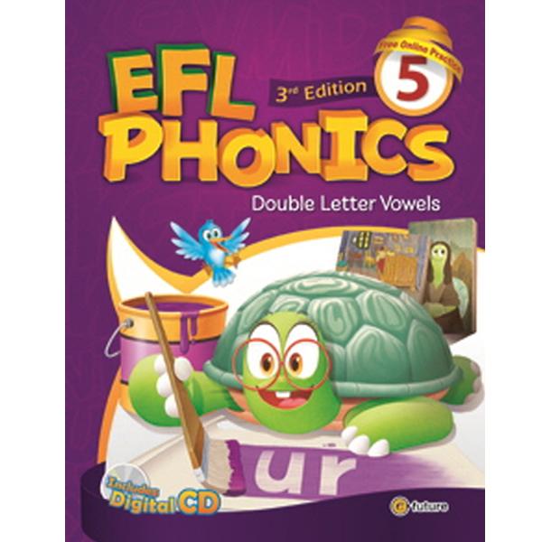 S EFL Phonics 5 Student Book (CD 포함)
